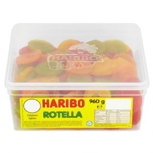 Haribo Rotella Tub Of 120